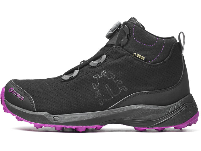 Icebug Detour BUGrip GTX Running Shoes Women black